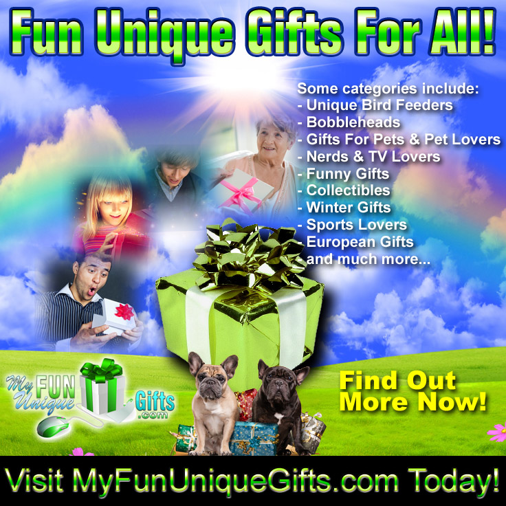 MyFunUniqueGifts.com – Fun Unique Gifts, Personalized Gifts, Armenian and European Gifts and More!